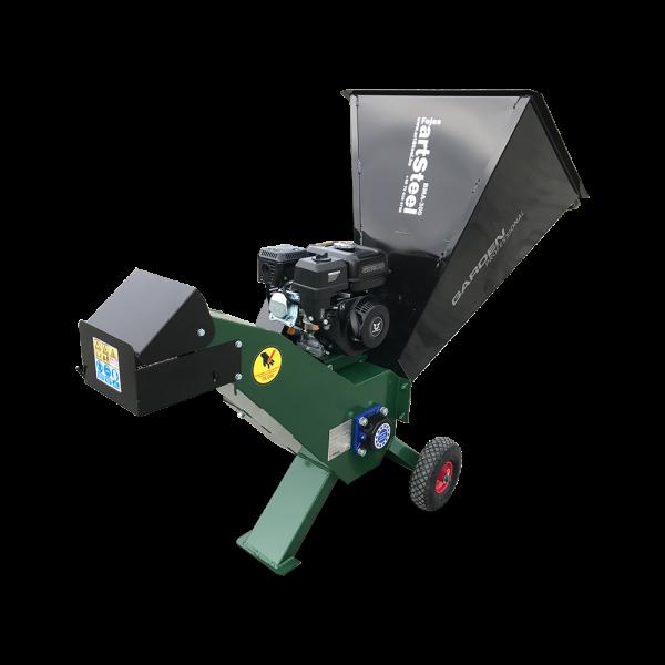 artSteel BMA-300 - Benzinmotoros ágaprító