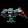 artSteel F-120 - Traktor hajtású ágdaraboló