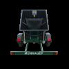 artSteel TREX-500 - Benzinmotoros ágaprító