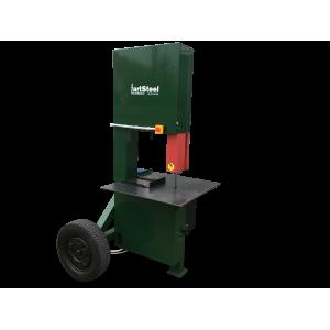 artSteel ASF-600 - Álló szalagfűrész gép villanymotoros